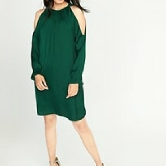 6710c2528e5d Old Navy Dresses | Coldshoulder Swing Dress For Women | Poshmark